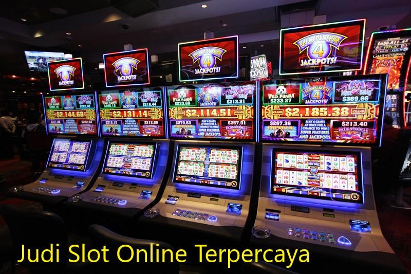 Bermain Judi Slot Online Terbaru