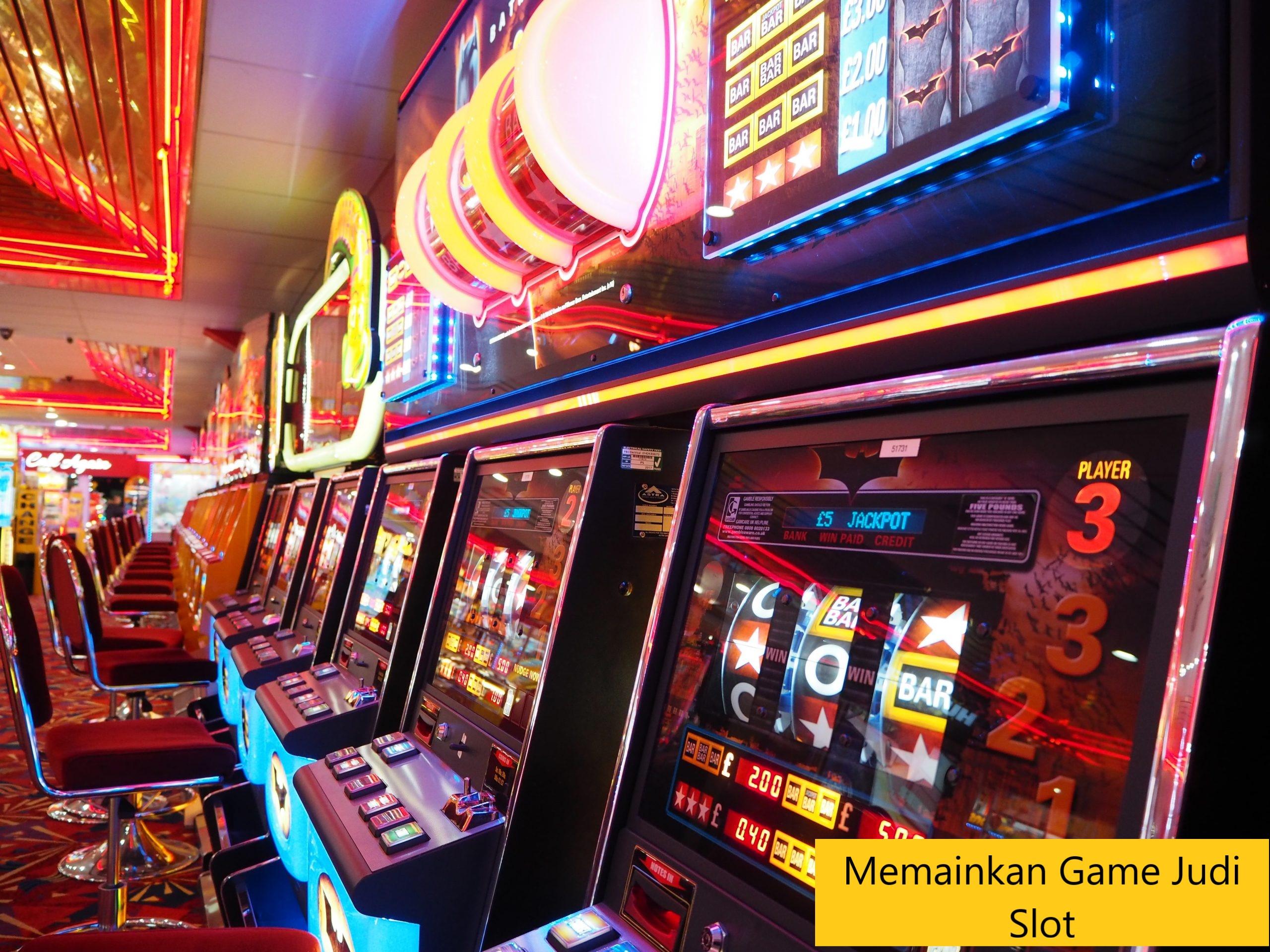 Bandar Slot Online Judi Resmi Di Tanah Air Indonesia